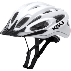 Kali Alchemy Fietshelm, white/black